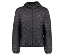 Herren Thermojacke / Steppjacke Sherbrooke Mens Padded Jacket Light, Schwarz