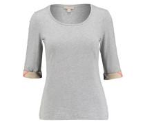 Damen Shirt, Grau
