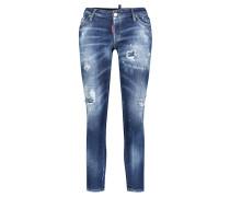"Jeans ""Jennifer"" Cropped"
