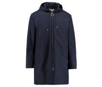 Herren Mantel Melt, Blau