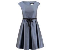 Damen Kleid Visiera, pfau