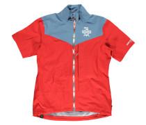 Damen Laufsport / Langlauf Windbreaker Kurzarm-Jacke inkl. Armlingen Ampato ZO