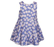 Mädchen Baby-Kleid, blau