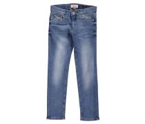 Jungen Jeans Scanton Skinny Fit, Blau