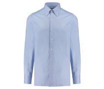 "Herren Hemd ""Lucio B"" Langarm, blau"