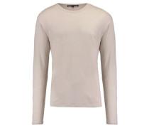 Herren Leinen-Shirt Amon Langarm, Beige