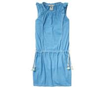Mädchen Kleid, Blau