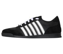 Herren Sneakers, schwarz / weiss