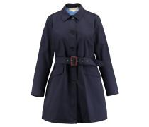 Damen Trenchcoat, Blau