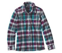 Damen Wanderbluse / Outdoor-Hemd W´s Long Sleeve Fjord Flannel Shirt
