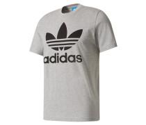 "Herren T-Shirt ""Originals Trefoil"", grau"