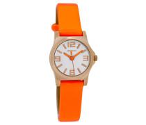 OOZOO: Damen Uhr C5786, orange