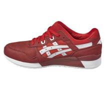 Herren Sneakers Gel-Lyte III, Rot