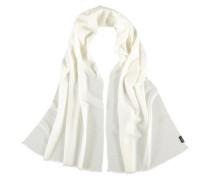 Damen Schal, offwhite