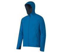 Herren Softshelljacke Ultimate Light SO Hooded Jacket Men, Blau