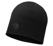 """Mütze """"Heavyweight Merino Wool Hat"""", schwarz"""