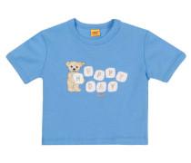 Mädchen Baby T-Shirt, Blau