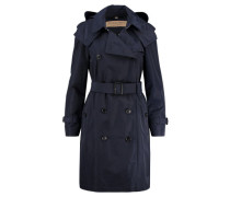 "Damen Trenchcoat ""Amberford"", marine"
