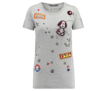 Damen T-Shirt, Grau