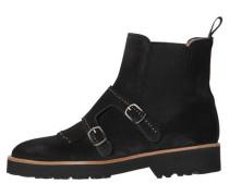 Damen Chelsea Boots, anthrazit