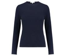 Damen Kaschmir-Pullover, marine