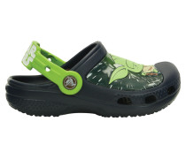 Kinder Crocs Star Wars Yoda Clog, Blau