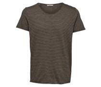 "T-Shirt ""Shnnewmerce Stripe Ss O-Neck Tee"""