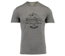 """Herren T-Shirt """"Tumba"""", anthrazit"""