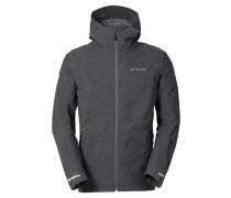 Herren Regenjacke Tirano Jacket, Grau