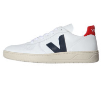 """Damen Sneakers """"V-10"""", weiss"""