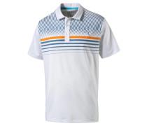 Herren Golfshirt / Poloshirt Surface Stripe Polo