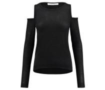 "Damen Pullover ""Shimmer & Sheen"", schwarz"