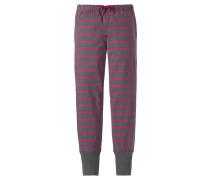 Mädchen Pyjamahose, grau