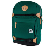 "Rucksack ""NYC Pack"", dunkelgrün"