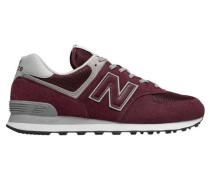 """Herren Sneakers """"574"""", bordeaux"""