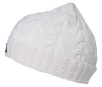 Kinder Mütze, Weiß