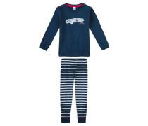 Jungen Schlafanzug Gr. 104140128116