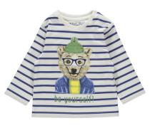 Jungen Baby Shirt Langarm Gr. 80