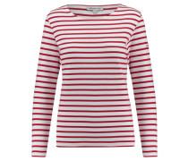 Damen Shirt Lesconil Langarm, Rot