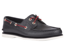 Herren Bootsschuhe Classic 2-Eye Boat Shoe