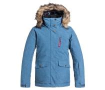 Girls Snowboardjacke Tribe