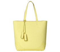 "Damen Shopper ""Wave"", gelb"