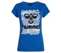Damen T-Shirt Hexagon S/S Tee