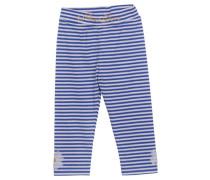 Mädchen Baby-Leggings, blau