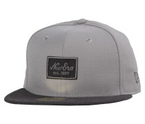 Herren Fitted Cap 59FIFTY Heather Patch Infill