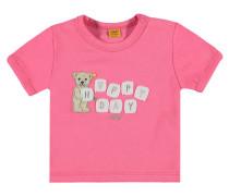 Mädchen Baby T-Shirt, pink