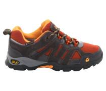 Jack Wolfskin: Kinder Leichtwanderschuhe Volcano low, orange
