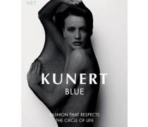 """Damen Strumpfhose """"Blue Showpiece"""", schwarz"""