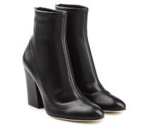 Ankle Boots Virgina aus Leder