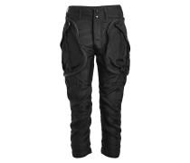 Cargo Pants aus Seide